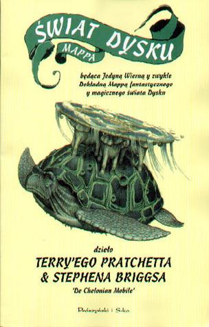 Świat Dysku. Mappa Terry Pratchett
