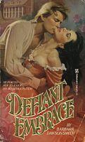 Defiant Embrace (Defiant Fletcher #1)  by  Barbara Dawson Smith