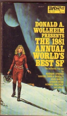 The 1981 Annual Worlds Best SF  by  Donald A. Wollheim