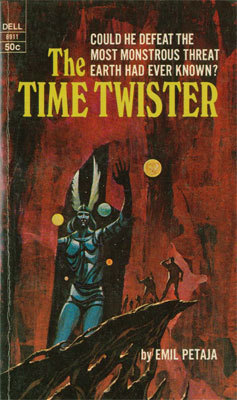 The Time Twister  by  Emil Petaja