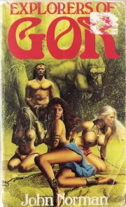 Explorers of Gor (Gor, #13)  by  John Norman