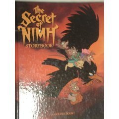 Secret of Nimh Storybook  by  Seymour Reit