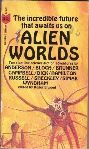 Alien Worlds Roger Elwood
