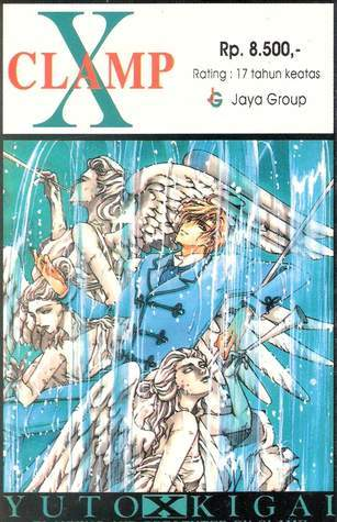 X, Volume 15  by  CLAMP