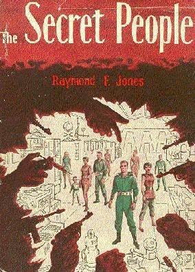 The Secret People Raymond F. Jones