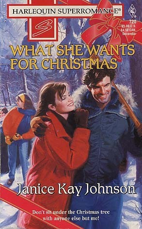 What She Wants for Christmas Janice Kay Johnson