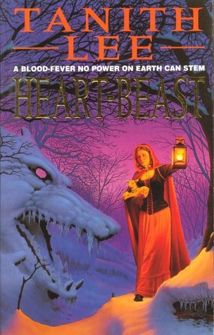Heart-Beast  by  Tanith Lee