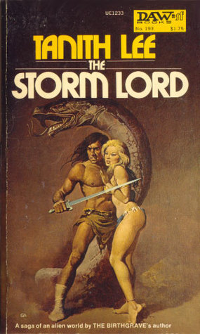 The Storm Lord (Vis, #1)  by  Tanith Lee