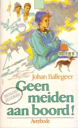 De tocht van Bette Reis Johan Ballegeer