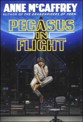 Pegasus In Flight  by  Anne McCaffrey
