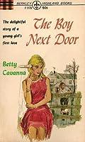 Boy Next Door  by  Betty Cavanna