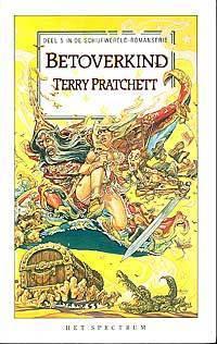 Betoverkind (Schijfwereld, #5) Terry Pratchett