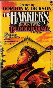 Blood and War (The Harriers, #2)  by  Gordon R. Dickson