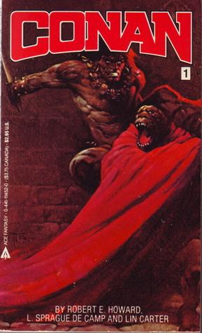 Conan (Book 1) Robert E. Howard