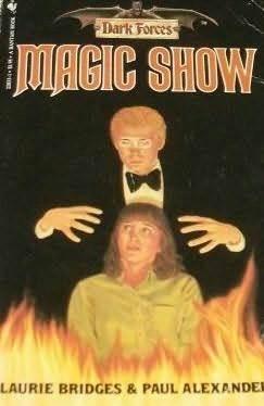 Magic Show (Dark Forces #2) Paul  Alexander