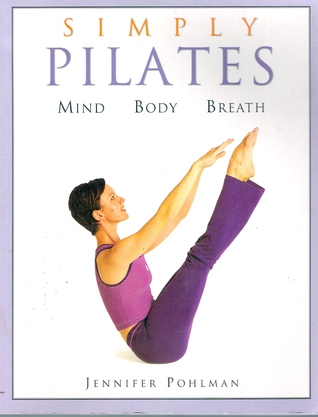 Simply Ball with Pilates Princ  by  Jennifer Pohlman