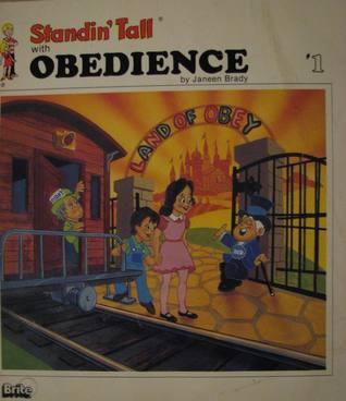 Standing Tall Obedience Janeen Brady