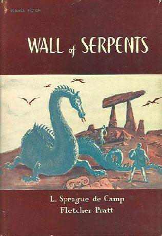Wall of Serpents  by  Lyon Sprague de Camp
