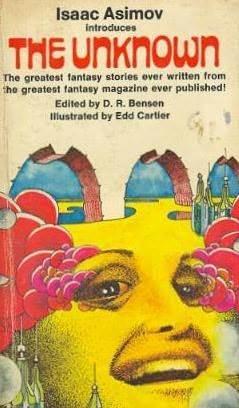 The Unknown Donald R. Bensen