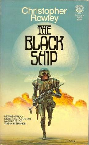 The Black Ship (Fenrille, #4)  by  Christopher Rowley