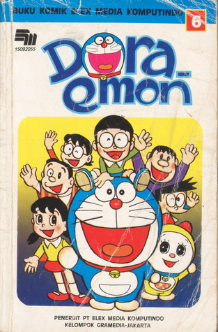 Doraemon Buku Ke-6  by  Fujiko F. Fujio