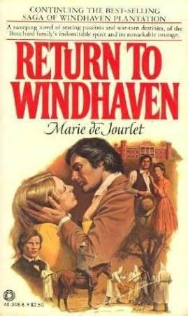Return to Windhaven (Windhaven, #4) Marie de Jourlet