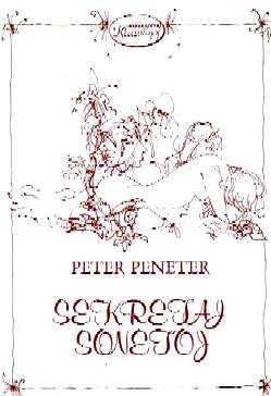 Sekretaj sonetoj  by  Peter Peneter