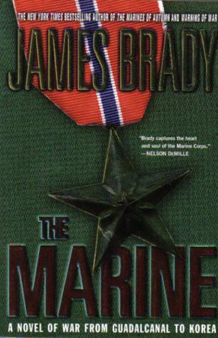 The Marine  by  James Brady