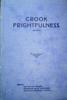 Crook Frightfulness (1st edition, unrevised) Victim