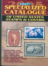 2005 Specialized Catalogue of US Stamps & Covers  by  James E. Kloetzel
