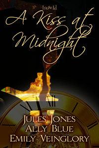 A Kiss at Midnight (Eclipse, #1.5) Jules Jones