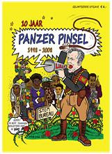10 jaar Panzer Pinsel Panzer Pinsel