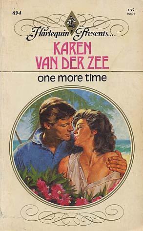 Kept woman Karen van der Zee