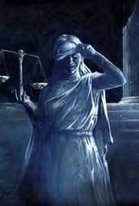 Injustice  by  Steve Gerlach