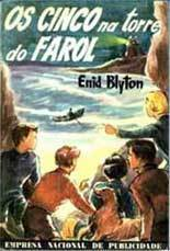 Os Cinco na Torre do Farol Enid Blyton