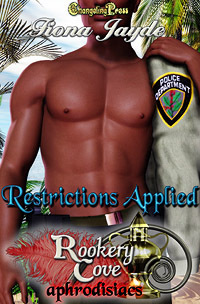 Restrictions Applied (Rookery Cove #9)  by  Fiona Jayde