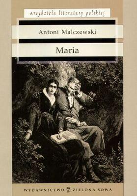 Maria  by  Antoni Malczewski
