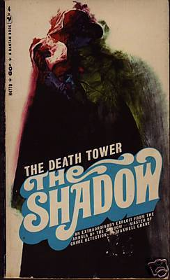 The Death Tower Walter B. Gibson