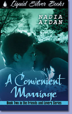 A Convenient Marriage (Friends and Lovers, #2) Nadia Aidan