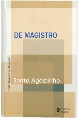 De Magistro  by  Augustine of Hippo