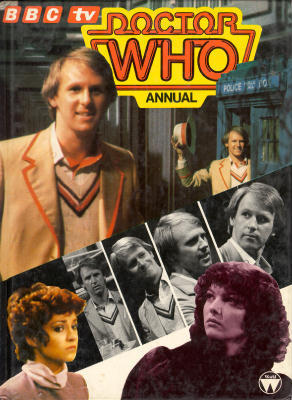 Doctor Who Annual  by  Brenda Apsley