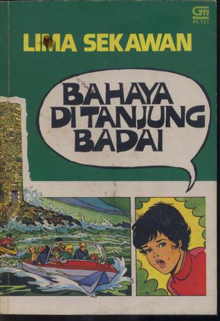 Lima Sekawan: Bahaya Di Tanjung Badai  by  Claude Voilier