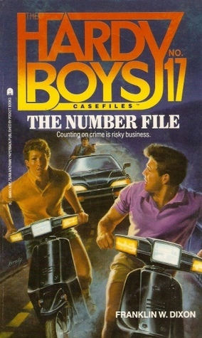 The Number File (Hardy Boys: Casefiles, #17)  by  Franklin W. Dixon