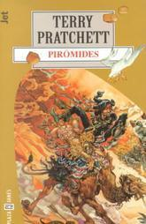 Pirómides (Discworld, #7)  by  Terry Pratchett