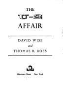 The U-2 Affair Thomas B. Ross