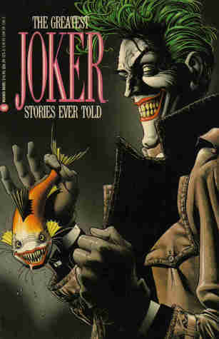The Greatest Joker Stories Ever Told DC Comics
