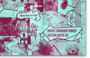 Mental Commitment Robots  by  Sueyeun Juliette Lee