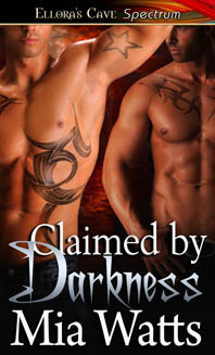 Claimed  by  Darkness by Mia Watts