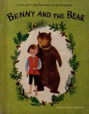 Benny and The Bear Barbee Oliver Carleton