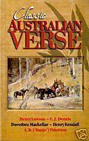 Classic Australian Verse Maggie Pinkney